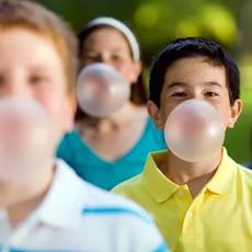 Methi Powder in Chewing Gum