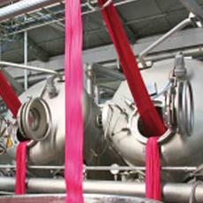 Sesbania Gum Powder in Dyeing Industry