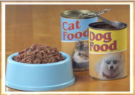 Thickening and Gelling Agent of cassia tora for Canned mammal feed