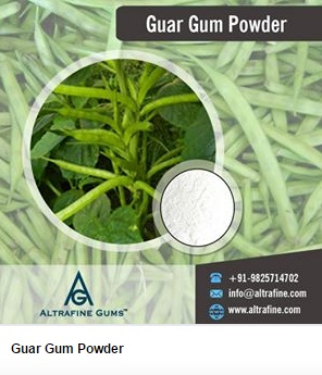 guar gum powder in India